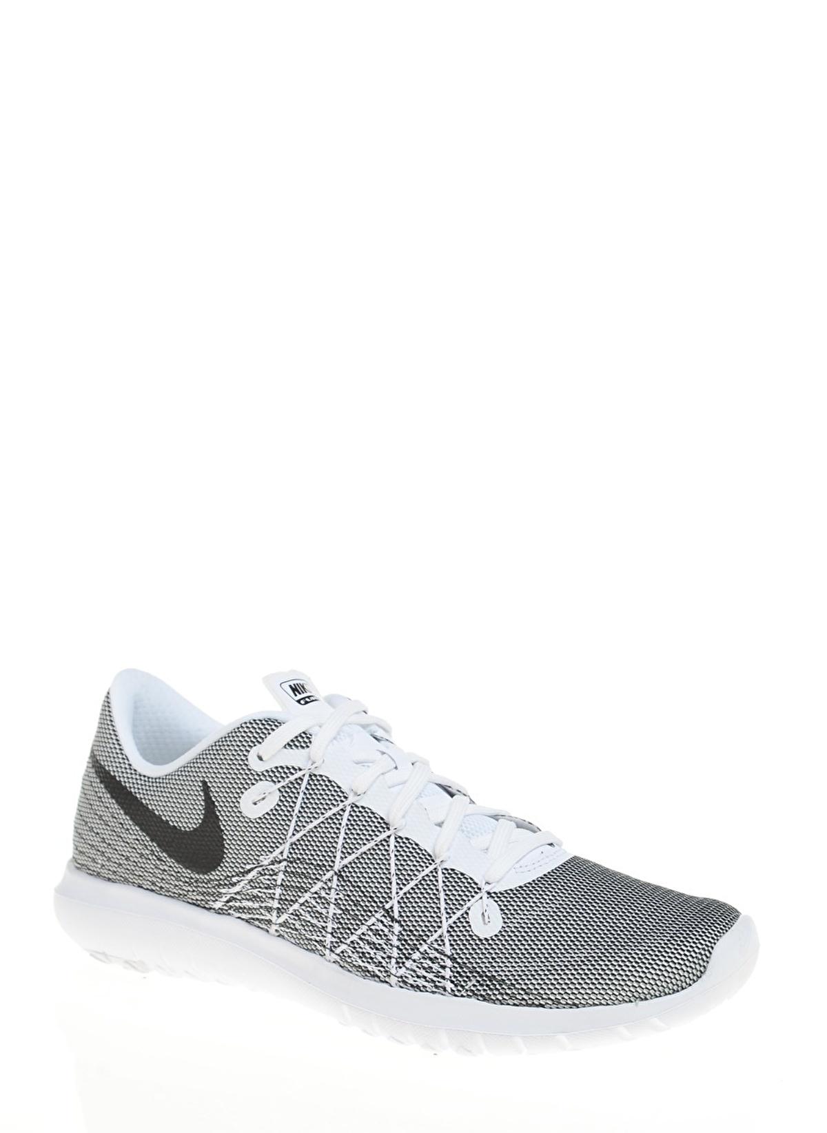 d31ad9ac131ef Nike Kadın Wmns Nike Flex Fury 2 White Black-White